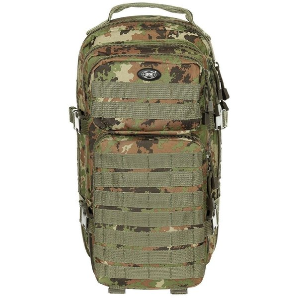US Rucksack Assault I, Vegetato Camo
