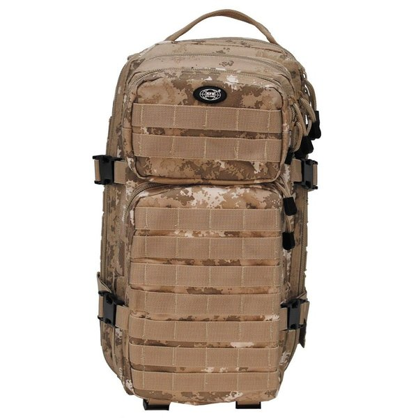 US Rucksack Assault I, Vegetato Desert Camo