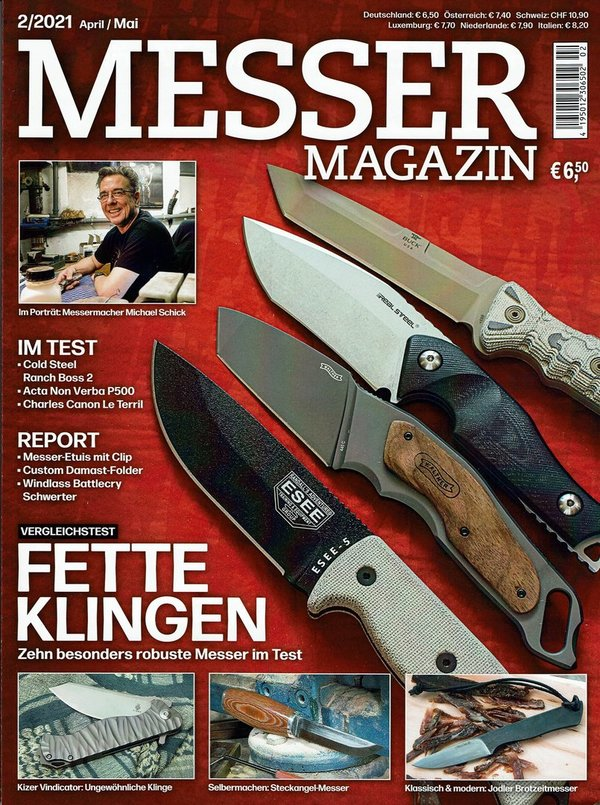 MESSER MAGAZIN April/Mai 2-2021